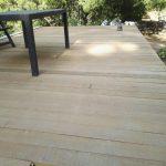 Entarimado Ipe de madera nueva